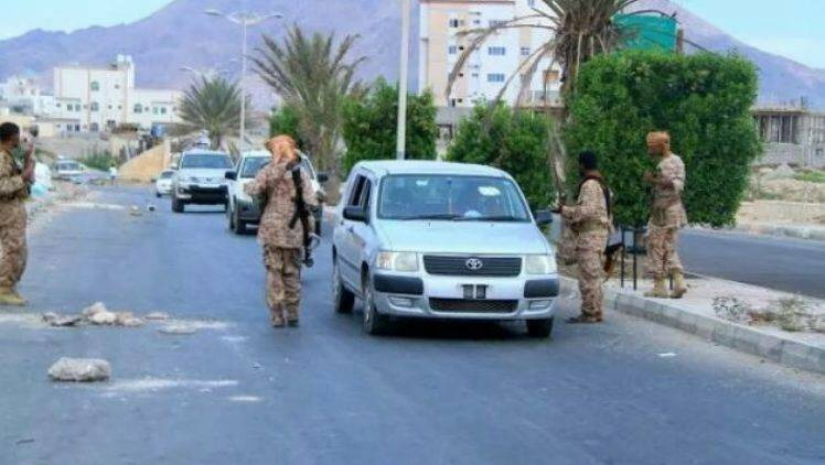 Tension raised in Ataq city after pro-UAE forces set up new security points