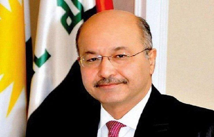 الكردي برهم صالح رئيساً للعراق