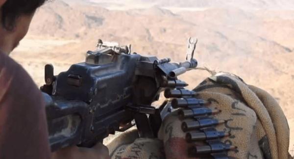 قوات الجيش تحبط محاولة تسلل للمليشيات في جبهة الشريجة الراهدة ومقتل وجرح عدد من عناصر المليشيا