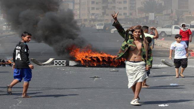 لاتوجد دولة في عدن