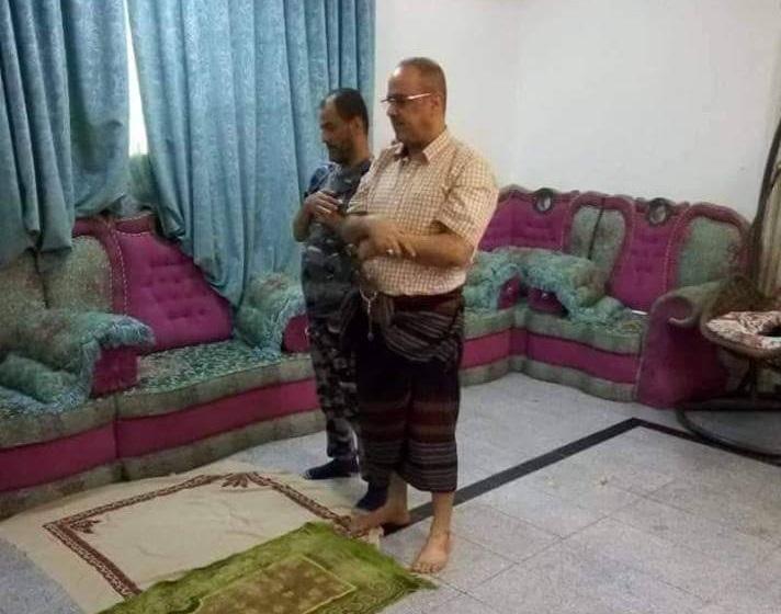 انباء تؤكد نشوب خلاف بين شلال شايع والاماراتيين