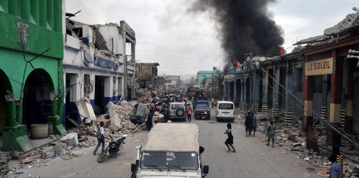 زلزال بقوة 5.9 درجة يضرب شمال هاييتي ويوقع جرحى