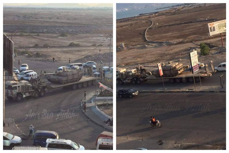 A sudden UAE military move in Aden airport
