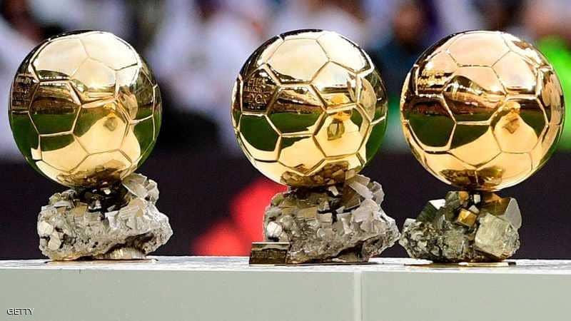 """الكرة الذهبية.. """"فرانس فوتبول"""" تعلن نصف المرشحين"""