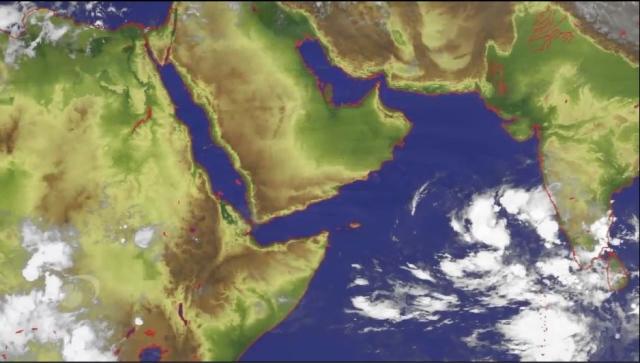 """توجيهات بإنشاء غرف عمليات بالمحافظات الساحلية لمتابعة أثار عاصفة """"لبان"""""""