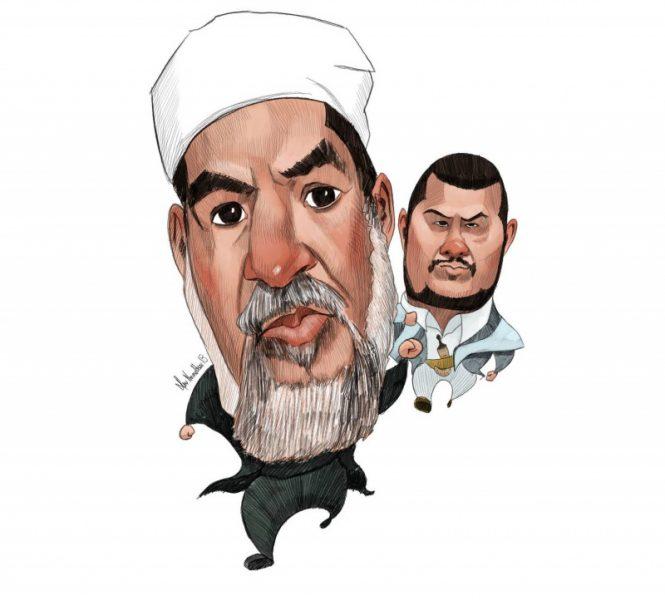 """ليس بينهما الكثير من الاختلافات.. القصة الكاملة لـ""""محمد عبد العظيم الحوثي"""" وصراعه مع """"جماعة عبد الملك"""""""