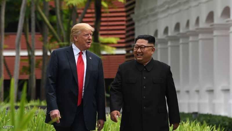 ترامب يبحث عن مكان قمة جديدة مع كيم في 4 مواقع