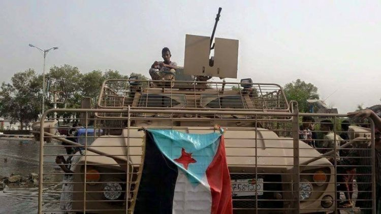 One of the Giants brigades in  Hodeidah announces the support of STC