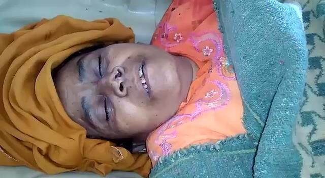 مليشيا الحوثي تقتل أمرأة مسنة في محافظة تعز