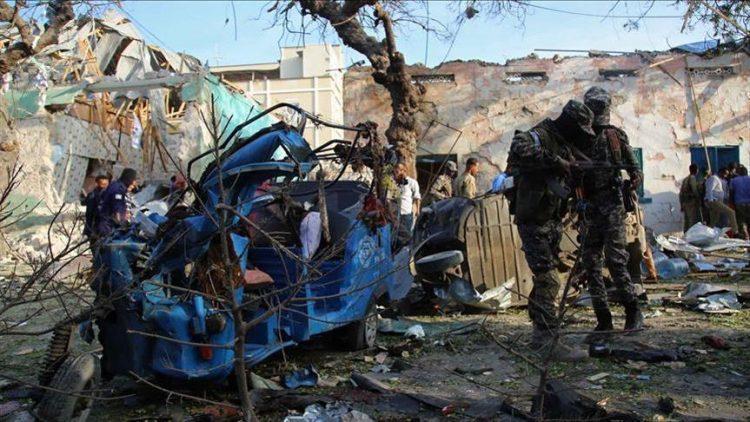 الصومال: تفجير انتحاري يودي بحياة 15 شخصاً