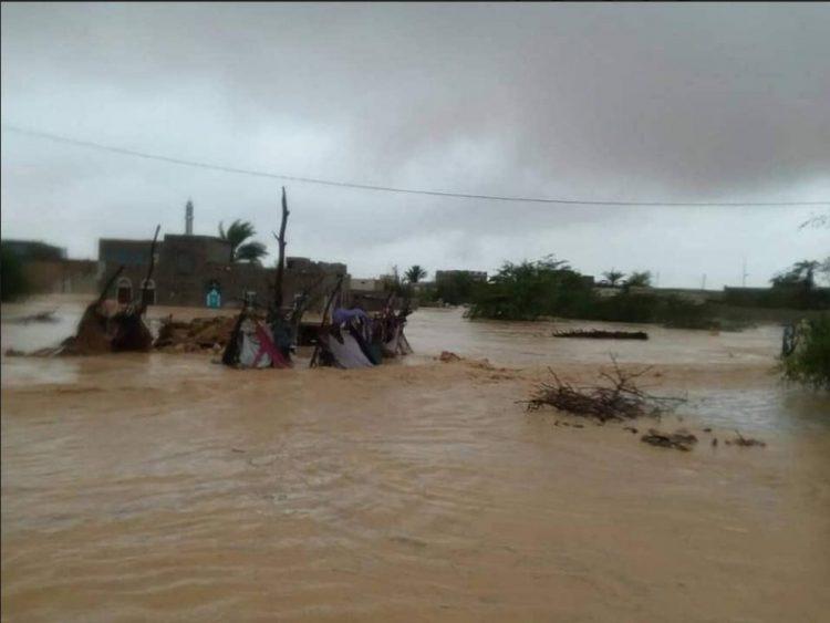 إنقطاع شبكات الانترنت في 5 محافضات بسبب إعصار لبان