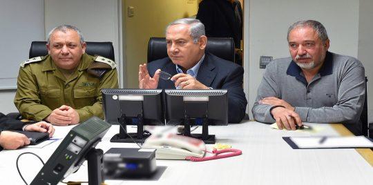 موقع اسرائيلي يشن هجوماً عنيفاً على حكومة بنيامين نتنياهو