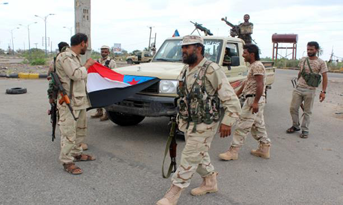 """الإنتقالي الجنوبي في محاولة للتبرير.. """"فيتو"""" دولي أجبرنا على إلغاء فعاليات 14 أكتوبر جنوب اليمن"""