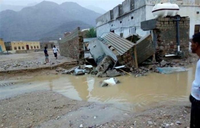 الأمم المتحدة تعرب عن قلقها من حدوث فيضانات بالمناطق المتضررة من إعصار لبان