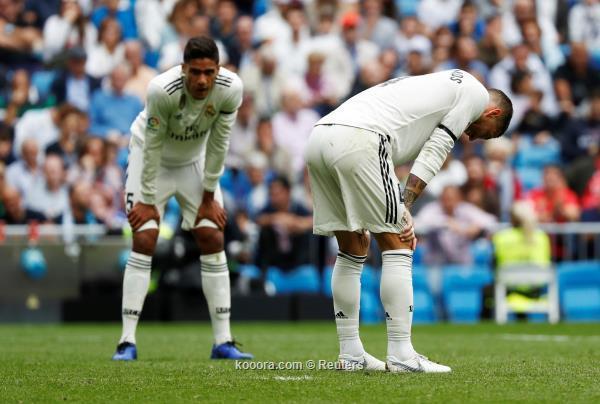 ريال مدريد يواصل السقوط بالخسارة امام ليفانتي .. هل تكون إقالة لوبيتيجي قبل الكلاسيكو؟