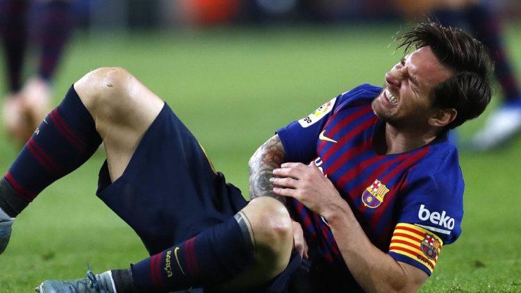 رسمياً .. ميسي يغيب عن الكلاسيكو أمام ريال مدريد .. وهذا هو موعد عودته