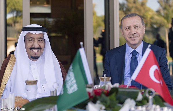 أردوغان : نثق في حسن نية الملك سلمان.. والقنصل السعودي لم يكن يتحلى بالكفاءة