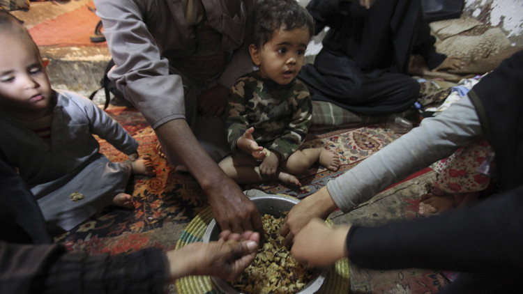 Imminent threat of famine in Yemen: UN humanitarian chief
