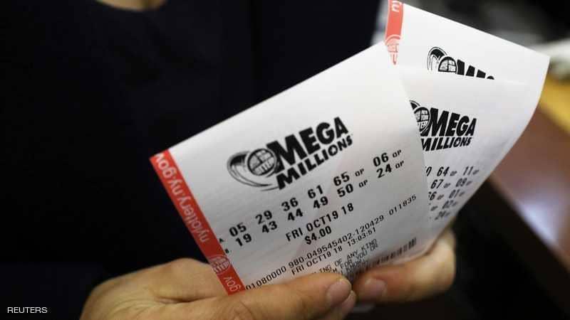 """جائزة """"مليارية"""".. بطاقة يانصيب تفوز بأضخم مبلغ بتاريخ أميركا"""