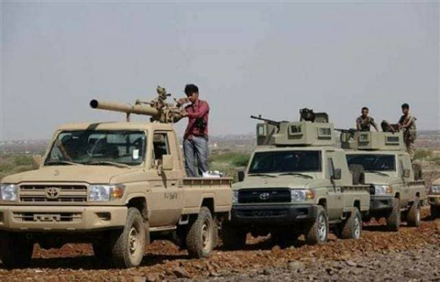 The National Army is approaching control of the second largest international port in western Yemen