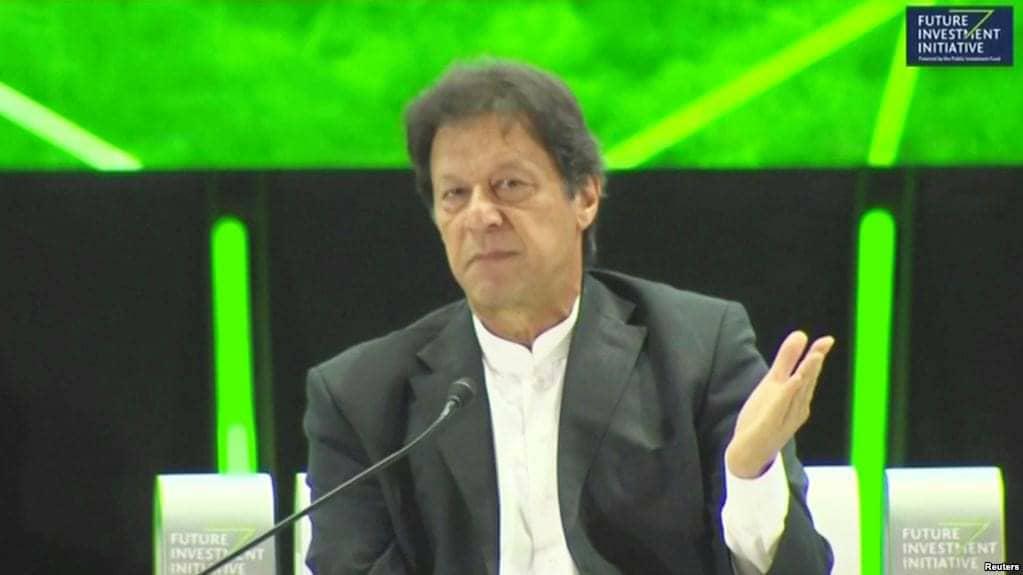 Imran Khan: Pakistan will play the role of mediator in the war of Yemen