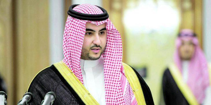 تفاصيل اجتماع هام بين غريفيث وبن سلمان بشأن اليمن