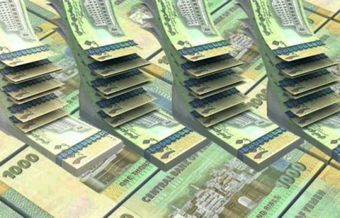 تراجع طفيف لأسعار العملات الأجنبية مقابل الريال اليمني في عدن