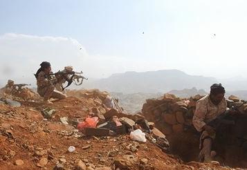 إستمرار المعارك في الملاحيظ وباقم بصعدة وسط تقدم كبير لقوات الجيش