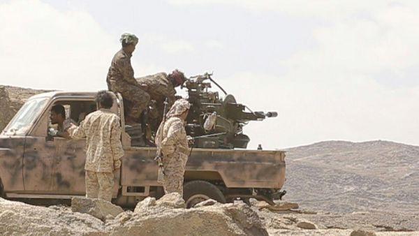 الجيش الوطني يحرر مواقع جديدة في مديرية الملاجم بمحافظة البيضاء