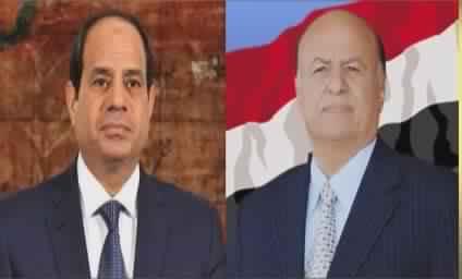 رئيس الجمهورية يعزي الرئيس المصري بضحايا هجوم (المنيا) الإرهابي