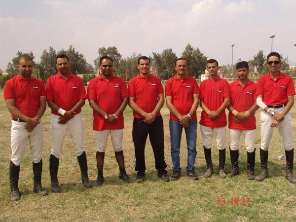 الامارات تتعمد اعاقة مشاركة المنتخب اليمني للفروسية بكأس العالم في ابوظبي