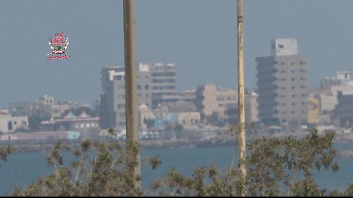 قوات الجيش الوطني تتوغل داخل الاحياء جنوب مدينة الحديدة (صورة)