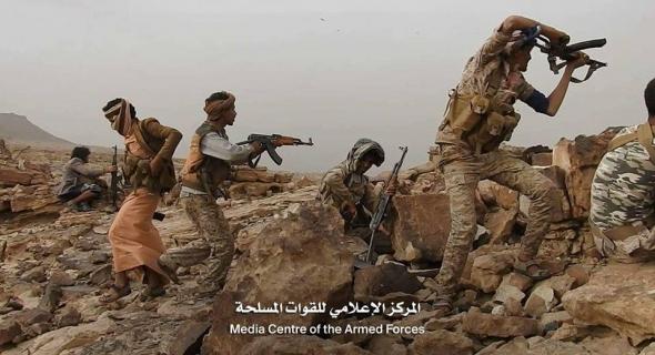 قوات الجيش تحرز تقدما جديدا في صعدة وتسيطر على مواقع جديدة