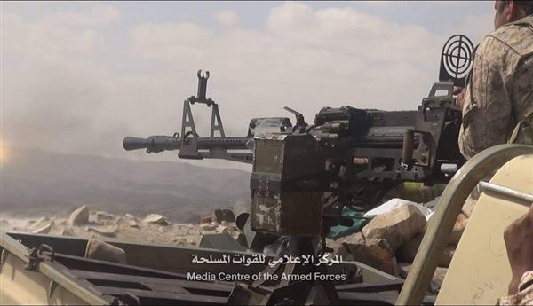 قوات الجيش الوطني تواصل تقدمها في البيضاء لليوم الثالث على التوالي وتحرر مواقع جديدة