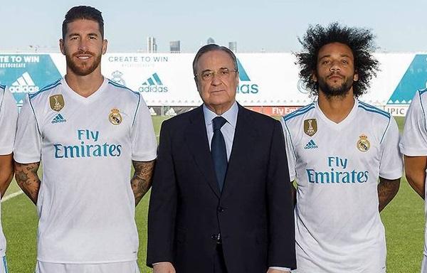 بيريز يتهم راموس ومارسيلو بأزمة ريال مدريد