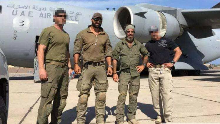 الجنائية الدولية تتسلم ملف اتهام لمرتزقة استراليين ممولين اماراتيا بارتكاب جرائم حرب باليمن