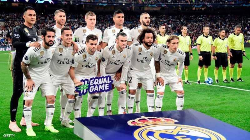 مرشح مفاجئ لتدريب ريال مدريد