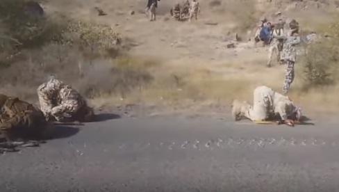 بالفيديو .. ابطال الجيش الوطني يقتحمون مدينة دمت بالضالع .. والاهالي يستقبلونهم بالأهازيج والزغاريد