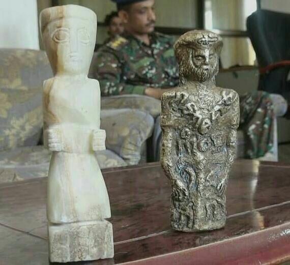 """أحبط قبلها عملية تهريب آثار يمنية.. أمن """"مأرب"""" يحبط تهريب مبالغ مالية ضخمة كانت في طريقها للحوثيين"""