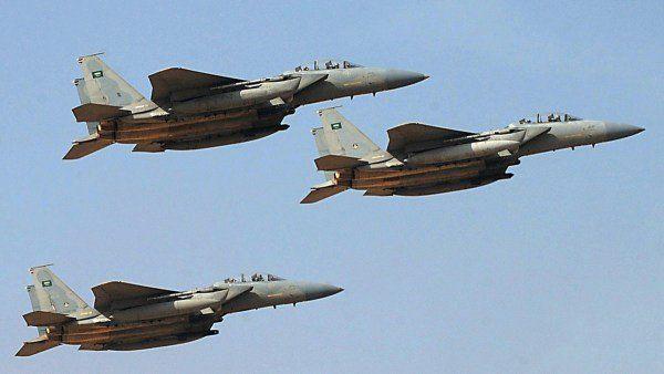 طيران التحالف العربي يسن غارات على معسكرا تدريبيا لمليشيا الحوثي جنوب صنعاء