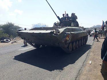 47 حوثيا يلقون مصرعهم في مواجهات مع قوات الجيش الوطني في دمت بالضالع