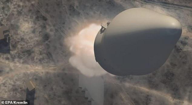 سرعته تفوق 20 ضعف سرعة الصوت.. روسيا تطور صارخاً نووياً خارقاً