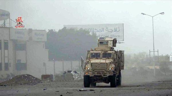قوات الجيش الوطني تواصل تقدمها في الحديدة وتسيطر على سلاسل جبلية في صعدة
