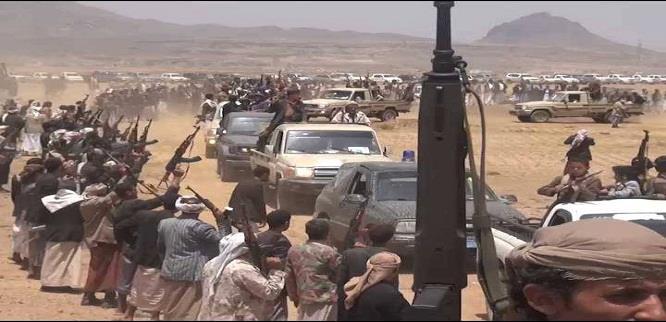 اندلاع مواجهات عنيفة بين قبائل همدان ومليشيات الحوثي وسقوط قتلى وجرحى
