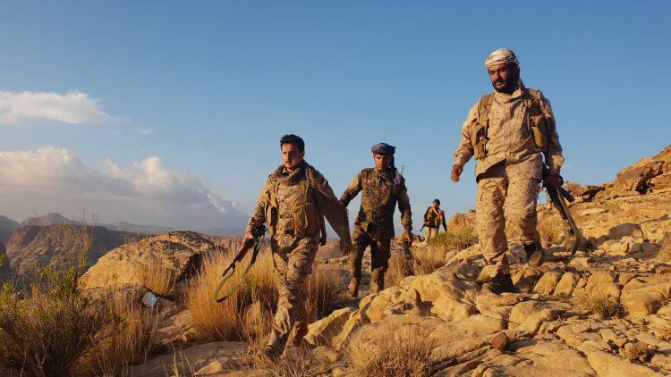 قوات الجيش تتقدم في باقم بصعدة ومصرع 7 من عناصر المليشيا