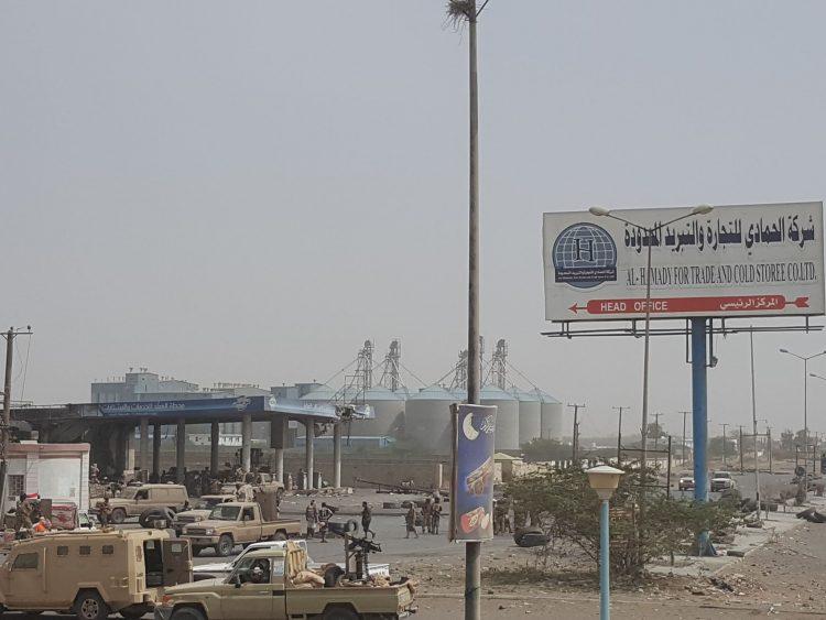 الحديدة: مليشيا الحوثي تشن هجوما على مواقع قوات الجيش الوطني