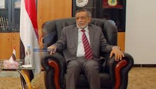 الشدادي يلتقي السفير الفرنسي لدى اليمن