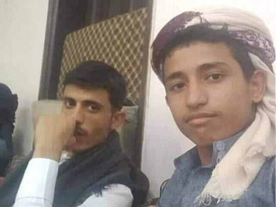بعد شهر من استشهاد شقيقه، الضابط بالجيش الوطني كمال المسوري يودع ابنه الشهيد بكلمات مؤثرة