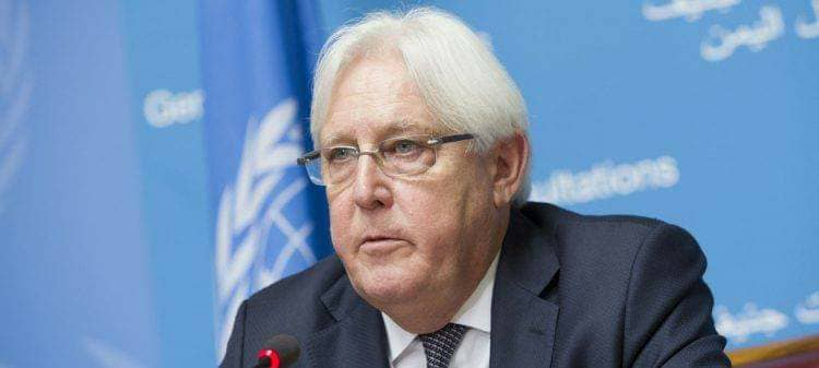 Griffith: We are close to concluding agreement between Yemeni parties