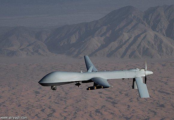 الدرونز الأمريكي نفذ 176 غارة في اليمن خلال العامين الماضيين قتلت أكثر من 300 شخص